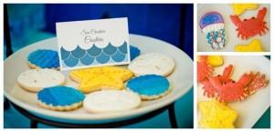 Under the Sea Water Party via Kara's Party Ideas Kara'sPartyIdeas.com #SeaCreatures #PartyIdeas #Supplies #Ocean #WaterFight #SummerPartyIdea (3)