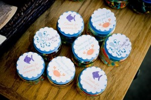 Under the Sea Water Party via Kara's Party Ideas Kara'sPartyIdeas.com #SeaCreatures #PartyIdeas #Supplies #Ocean #WaterFight #SummerPartyIdea (1)