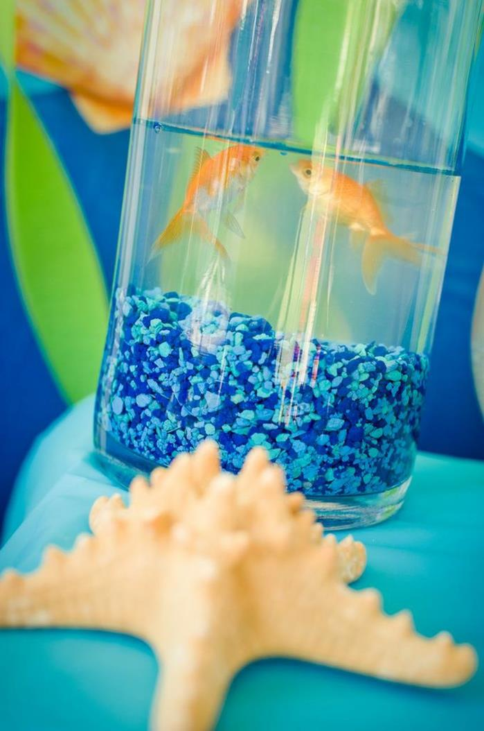 Kara S Party Ideas Under The Sea Water Party Via Kara S