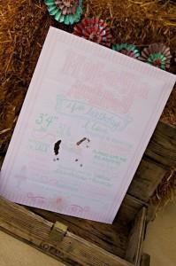 Vintage Pony Soiree via Kara's Party Ideas | Kara'sPartyIdeas.com #Vintage #ShabbyChic #PonyParty #Ideas #Supplies (3)