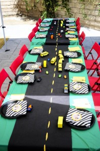 Wheels on the Bus Party with Lots of GREAT IDEAS via Kara's Party Ideas Kara'sPartyIdeas.com #BackToSchool #Teacher #SchoolBus #Party #Ideas #Supplies (2)