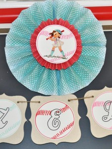 Having a Ball at 99 Baseball Party with TONS of REALLY CUTE Ideas via Kara's Party Ideas | KarasPartyIdeas.com #Baseball #GrandSlam #HallOfFame #MVP #Party #Ideas #Supplies (8)