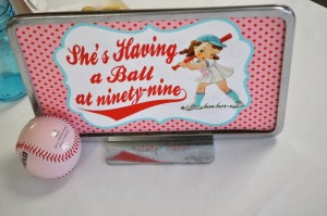 Having a Ball at 99 Baseball Party with TONS of REALLY CUTE Ideas via Kara's Party Ideas | KarasPartyIdeas.com #Baseball #GrandSlam #HallOfFame #MVP #Party #Ideas #Supplies (5)