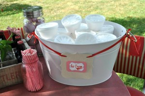 Having a Ball at 99 Baseball Party with TONS of REALLY CUTE Ideas via Kara's Party Ideas | KarasPartyIdeas.com #Baseball #GrandSlam #HallOfFame #MVP #Party #Ideas #Supplies (4)
