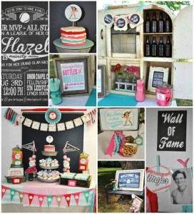 Having a Ball at 99 Baseball Party with TONS of REALLY CUTE Ideas via Kara's Party Ideas | KarasPartyIdeas.com #Baseball #GrandSlam #HallOfFame #MVP #Party #Ideas #Supplies (1)