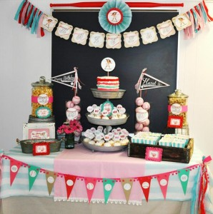 Having a Ball at 99 Baseball Party with TONS of REALLY CUTE Ideas via Kara's Party Ideas | KarasPartyIdeas.com #Baseball #GrandSlam #HallOfFame #MVP #Party #Ideas #Supplies (32)