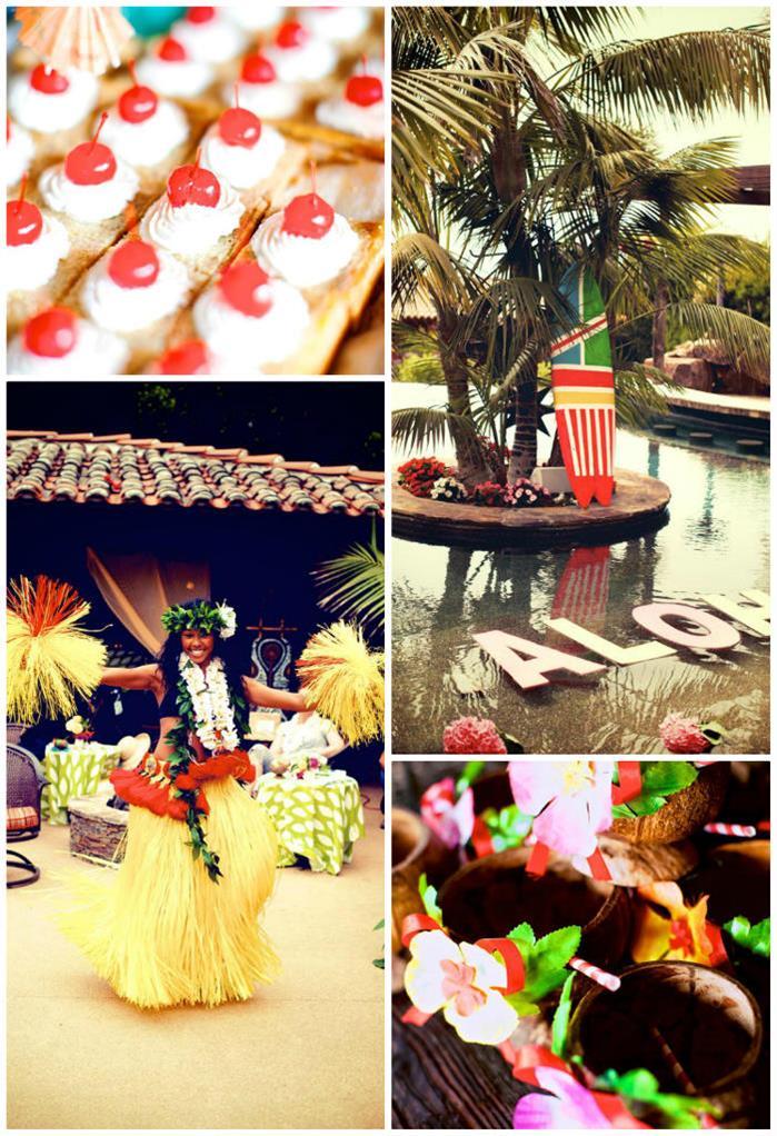 Karas Party Ideas Bridal Shower Luau Party With SO MANY IDEAS Via Karas Party Ideas