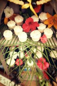 Bridal Shower Luau Party via KarasPartyIdeas.com #BridalShower #Hawaii #Luau #PartyIdea #PartyDecorations (25)