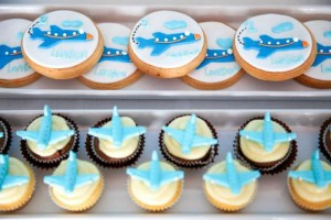 Airplane Themed Birthday Party Full of Cute Ideas via Kara's Party Ideas | KarasPartyIdeas.com #Airplanes #Party #Ideas #Supplies (21)