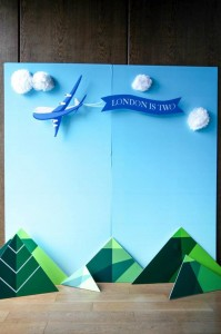 Airplane Themed Birthday Party Full of Cute Ideas via Kara's Party Ideas | KarasPartyIdeas.com #Airplanes #Party #Ideas #Supplies (13)