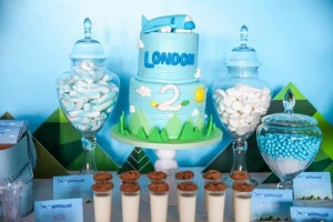 Airplane Themed Birthday Party Full of Cute Ideas via Kara's Party Ideas | KarasPartyIdeas.com #Airplanes #Party #Ideas #Supplies (12)
