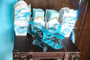 Airplane Themed Birthday Party Full of Cute Ideas via Kara's Party Ideas | KarasPartyIdeas.com #Airplanes #Party #Ideas #Supplies (29)