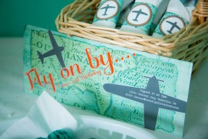 Airplane Party with Lots of Cute Ideas via Kara's Party Ideas | Kara'sPartyIdeas.com #Airplane #Aviator #Flying #Party #Ideas #Supplies (19)