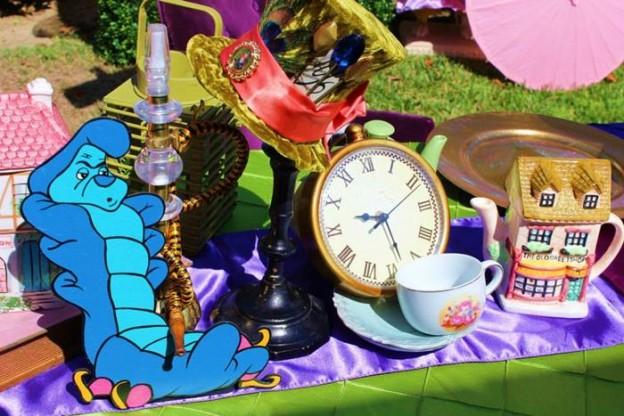 Alice In Wonderland 15th Un-birthday Party Full of Cute Ideas via Kara's Party Ideas   KarasPartyIdeas.com #AliceInWonderland #Unbirthday #Runway #Party #Ideas #Supplies (32)