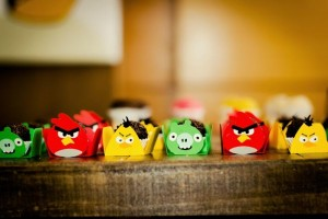 Angry Birds 3rd Birthday Party Full of Cute Ideas via Kara's Party Ideas | KarasPartyIdeas.com #AngryBirds #Party #Ideas #Supplies (12)