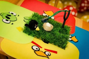 Angry Birds 3rd Birthday Party Full of Cute Ideas via Kara's Party Ideas | KarasPartyIdeas.com #AngryBirds #Party #Ideas #Supplies (9)