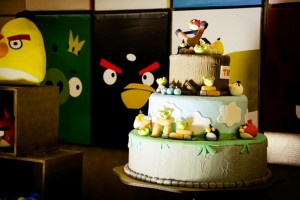 Angry Birds 3rd Birthday Party Full of Cute Ideas via Kara's Party Ideas | KarasPartyIdeas.com #AngryBirds #Party #Ideas #Supplies (3)