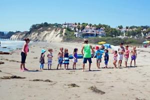 End of Summer Vintage Beach Party with Lots of Cute Ideas via Kara's Party Ideas KarasPartyIdeas.com #Beach #Party #Ideas #Supplies (10)