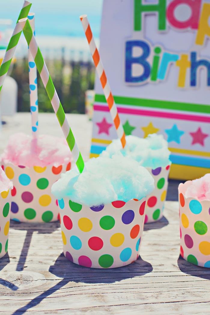 Kara S Party Ideas End Of Summer Vintage Beach Party Full