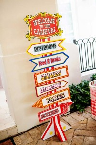 Mickey Mouse Under the Big Top Birthday Party with TONS of CUTE Ideas via Kara's Party Ideas Kara'sPartyIdeas.com #MickeyMouse #Circus #Carnival #BigTop #Party #Ideas #Supplies (52)