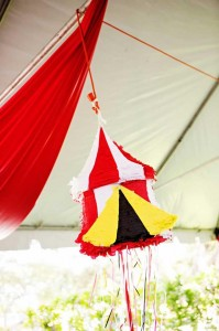 Mickey Mouse Under the Big Top Birthday Party with TONS of CUTE Ideas via Kara's Party Ideas Kara'sPartyIdeas.com #MickeyMouse #Circus #Carnival #BigTop #Party #Ideas #Supplies (5)