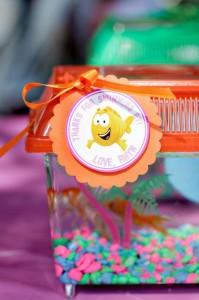 Bubble Guppies Under The Sea Party with Such Cute Ideas via Kara's Party Ideas | KarasPartyIdeas.com #Ocean #Beach #Party #Ideas #Supplies (10)