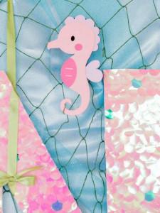 Bubble Guppies Under The Sea Party with Such Cute Ideas via Kara's Party Ideas | KarasPartyIdeas.com #Ocean #Beach #Party #Ideas #Supplies (4)
