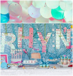 Bubble Guppies Under The Sea Party with Such Cute Ideas via Kara's Party Ideas | KarasPartyIdeas.com #Ocean #Beach #Party #Ideas #Supplies (1)