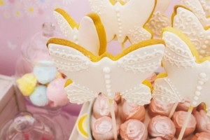 Butterfly Themed 1st Birthday Party with SUCH CUTE IDEAS via Kara's Party Ideas | KarasPartyIdeas.com #Butterflies #Party #Ideas #Supplies (19)