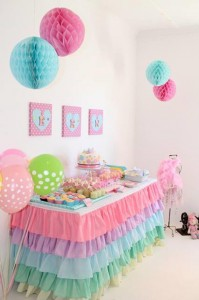 Cute as a Button 1st Birthday Party with So Many Darling Ideas via Kara's Party Ideas | Kara'sPartyIdeas.com #Girl #1stBirthday #Buttons #Sewing #Party #Ideas #Supplies (18)