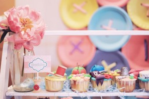 Cute as a Button Party with Really Cute Ideas via Kara's Party Ideas | KarasPartyIdeas.com #Sewing #Party #Ideas #Supplies (10)