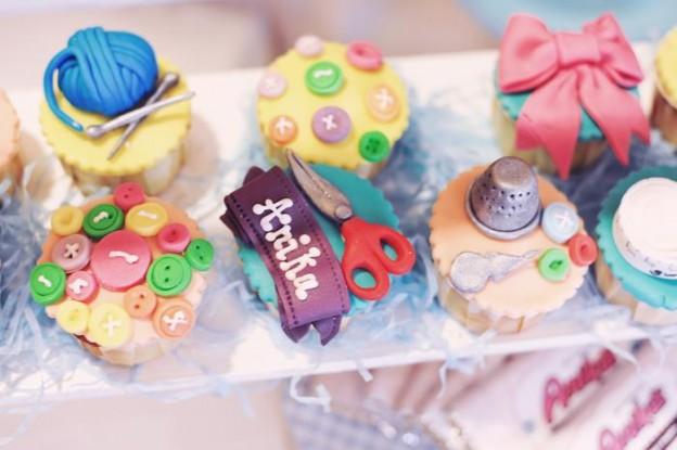 Cute as a Button Party with Really Cute Ideas via Kara's Party Ideas   KarasPartyIdeas.com #Sewing #Party #Ideas #Supplies (37)