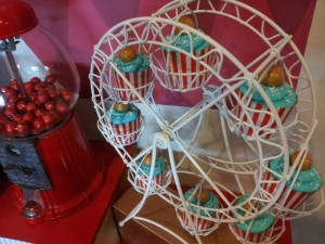 Circus Themed Christening Full of Cute Ideas via Kara's Party Ideas | KarasPartyIdeas.com #Circus #Party #Ideas #Supplies (5)