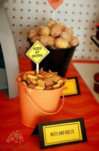 Under Construction Neighborhood Party with Lots of Awesome Ideas via Kara's Party Ideas | KarasPartyIdeas.com #Construction #NeighborhoodSocial #Party #Ideas #Supplies (10)