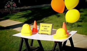 Under Construction Neighborhood Party with Lots of Awesome Ideas via Kara's Party Ideas | KarasPartyIdeas.com #Construction #NeighborhoodSocial #Party #Ideas #Supplies (6)
