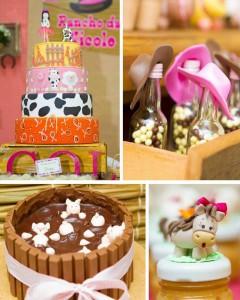Cowgirl Themed Birthday Party with Tons of Fabulous Ideas via Kara's Party Ideas   Kara'sPartyIdeas.com #Cowgirl #Cowboy #Farm #Barnyard #Party #Ideas #Supplies (1)