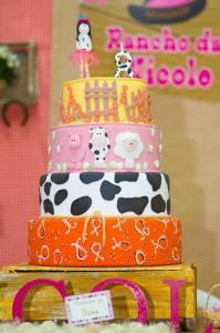 Cowgirl Themed Birthday Party with Tons of Fabulous Ideas via Kara's Party Ideas   Kara'sPartyIdeas.com #Cowgirl #Cowboy #Farm #Barnyard #Party #Ideas #Supplies (18)