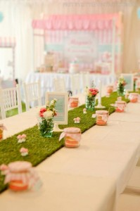 Cupcake Shoppe 1st Birthday Party with Lots of Really Cute Ideas via Kara's Party Ideas KarasPartyIdeas.com #CupcakeStand #Party #Ideas #Supplies (3)