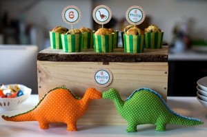 Dinosaur Themed 6th Birthday Party with Lots of Awesome Ideas via Kara's Party Ideas | KarasPartyIdeas.com #Dinosaurs #Party #Ideas #Supplies (5)