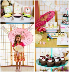 Japanese Kokeshi Doll with Lots of Cute Ideas via Kara's Party Ideas KarasPartyIdeas.com #Japan #Party #Ideas #Supplies ( (1)