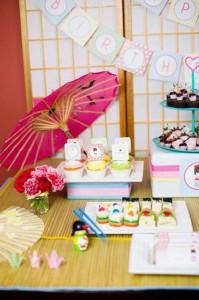 Japanese Kokeshi Doll with Lots of Cute Ideas via Kara's Party Ideas KarasPartyIdeas.com #Japan #Party #Ideas #Supplies ( (35)
