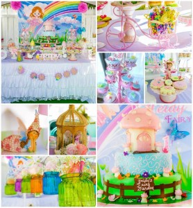 Magical Fairy Garden 1st Birthday Party with Such Cute Ideas via Kara's Party Ideas | KarasPartyIdeas.com #Fairies #Butterflies #Enchanted #Party #Ideas #Supplies (1)