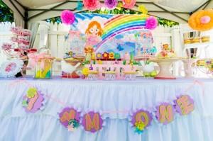 Magical Fairy Garden 1st Birthday Party with Such Cute Ideas via Kara's Party Ideas | KarasPartyIdeas.com #Fairies #Butterflies #Enchanted #Party #Ideas #Supplies (20)