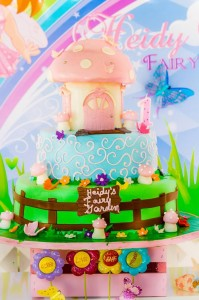 Magical Fairy Garden 1st Birthday Party with Such Cute Ideas via Kara's Party Ideas | KarasPartyIdeas.com #Fairies #Butterflies #Enchanted #Party #Ideas #Supplies (10)