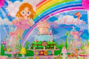 Magical Fairy Garden 1st Birthday Party with Such Cute Ideas via Kara's Party Ideas | KarasPartyIdeas.com #Fairies #Butterflies #Enchanted #Party #Ideas #Supplies (9)