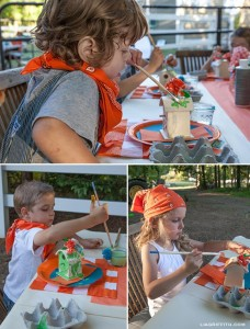 Farm Themed Birthday Party with Lots of Cute Ideas via Kara's Party Ideas | KarasPartyIdeas.com #Farm #Animal #Barnyard #Party #Ideas #Supplies (11)