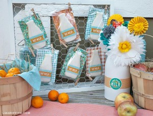 Farm Themed Birthday Party with Lots of Cute Ideas via Kara's Party Ideas | KarasPartyIdeas.com #Farm #Animal #Barnyard #Party #Ideas #Supplies (10)