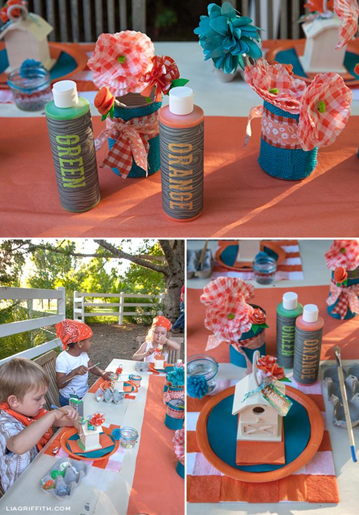 Kara S Party Ideas Farm Themed Birthday Party Full Of Fun