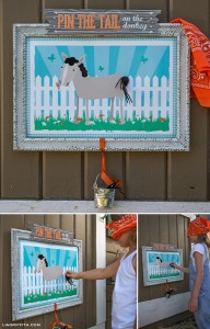 Farm Themed Birthday Party with Lots of Cute Ideas via Kara's Party Ideas | KarasPartyIdeas.com #Farm #Animal #Barnyard #Party #Ideas #Supplies (8)