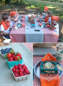 Farm Themed Birthday Party with Lots of Cute Ideas via Kara's Party Ideas | KarasPartyIdeas.com #Farm #Animal #Barnyard #Party #Ideas #Supplies (5)